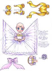 SM: Princess Serenity ~Bookmark~