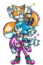 SONIC: Sonic Mania!