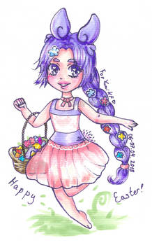GIFT: Happy Easter for YumiKF