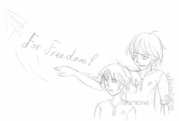 COMM: For Freedom!