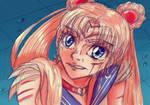 SM: Sailor Moon Redraw Challenge
