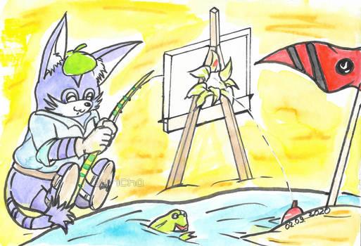 COMM: Big Ross Fishing