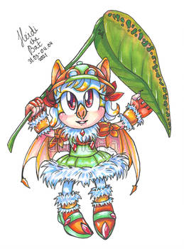 ORIG/SONIC: Heidi the Bat