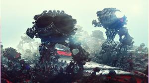 Alien Machines