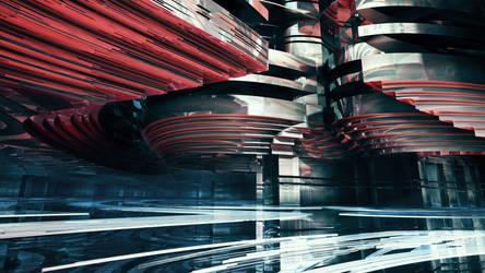 Underground Alien Factory