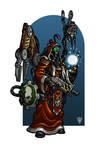 Gausto Quasarus - tech-priest