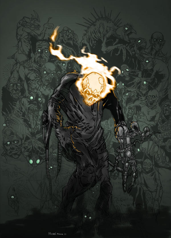 Old Ghost Rider