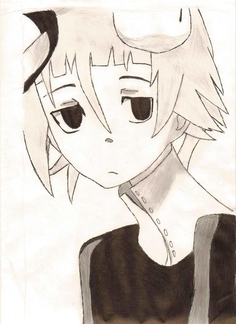 Crona Makenshi by RUNNINGWITHSCISSORS1