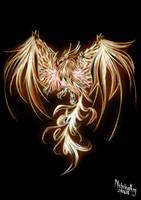 Fire Phoenix by teran80