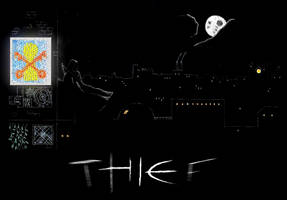 Thief wallpaper by KeeperHattori