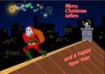 Merry Christmas, Taffers! by KeeperHattori