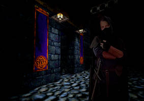 Thief Cosplay - first photo (alternate version)