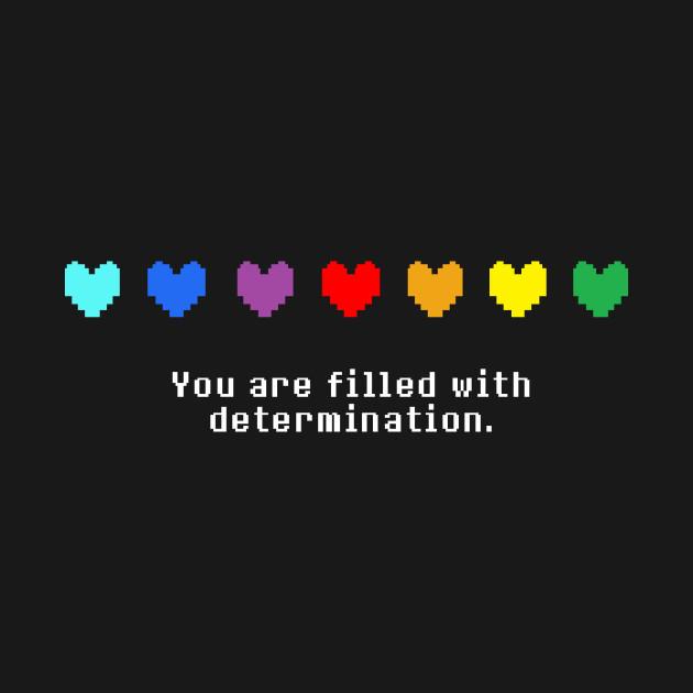 Determination By Gamerboy88-daalymv by darknova567