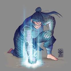 Day 54 - Thunder Warrior