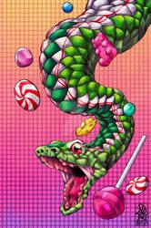 Candy Snake