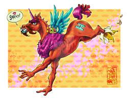 Hoofs: Saaxy! (or how to gain a badge)