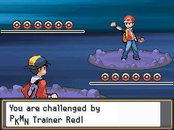 Pokemon HG SS Gold vs Red 2 by MasterDVD007