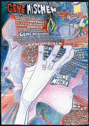 Gene mischen by DerSittenstrolch