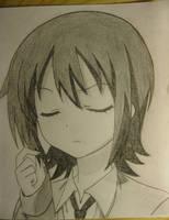 Mikazuki Yozora by HarryOwl