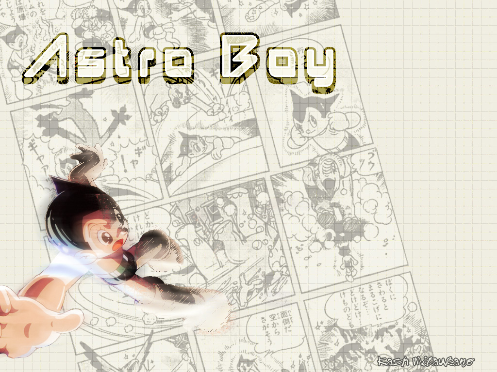 Astro Boy Gets Out By Mitaukano On DeviantArt