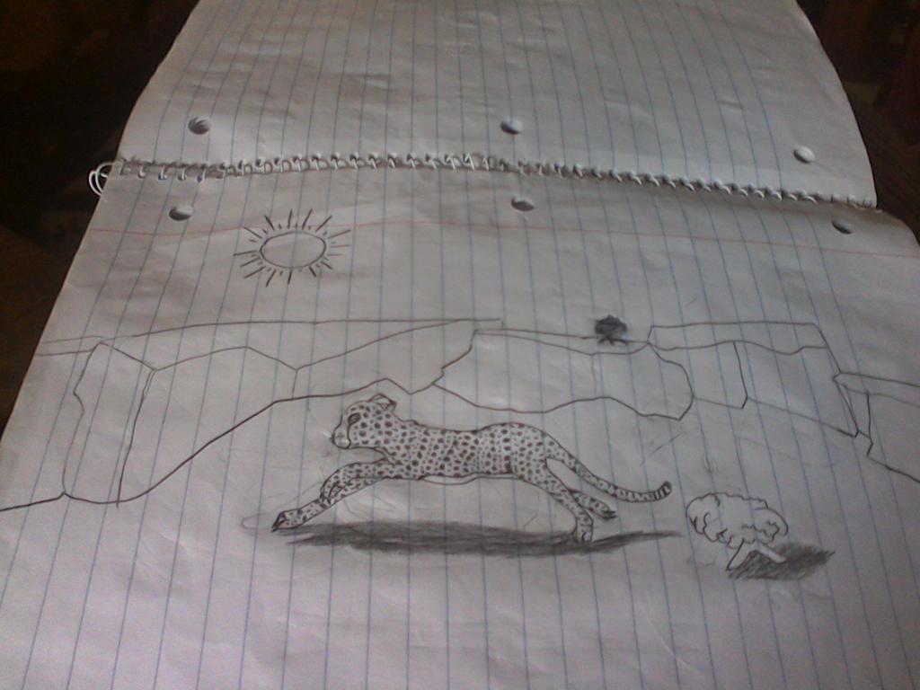 cheetah by Pokegirl3110
