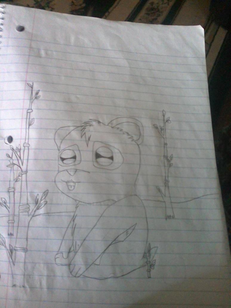PANDA by Pokegirl3110