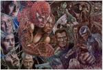 Spider-Man the Original Trilogy by hardgalvan
