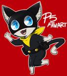Morgana, Persona 5 fan art