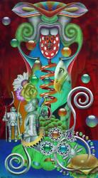 Chuck Wagon by redeye-art