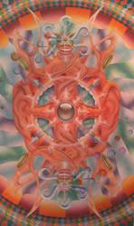 Cycloscope Kaleidoclops by redeye-art