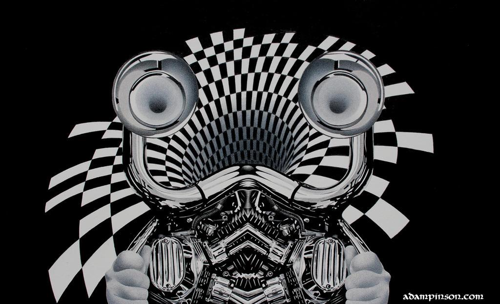 Chromium by redeye-art