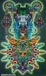 Mycelium by redeye-art