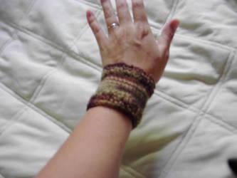 Camo wristband by Umi88