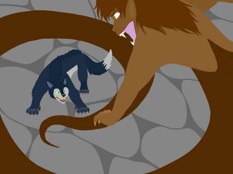 Alex vs Naga