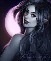 Marceline by Loputon