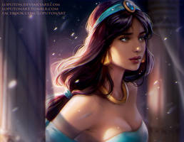 Jasmine by Loputon
