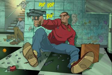 Cubano leva 2 por atombasher