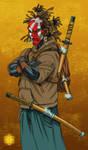 urban shogun, by can-i-bus