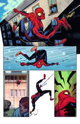 Sequentials Spiderman por atombasher