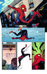 Spiderman sequentials