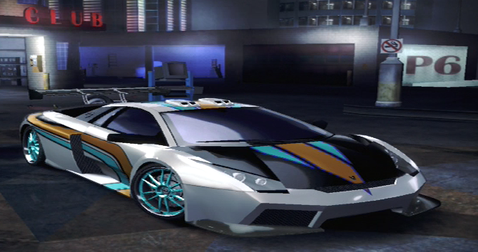 Teku Lambo Murcielago View 1 By Carlosthebat36 On Deviantart
