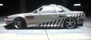 Carly's Nissan Skyline 2014 Update View 2
