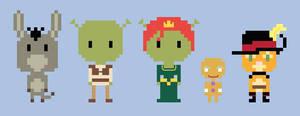 CHIBI--Shrek