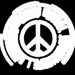 MGS: Peace Walker logo - White