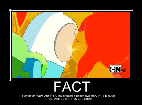 Adventure Time : finn demotivational by yefta03