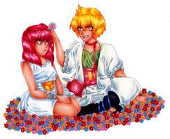 Animecon commission: alimor