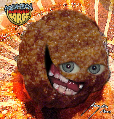 meat wad from aqua teen hunger force