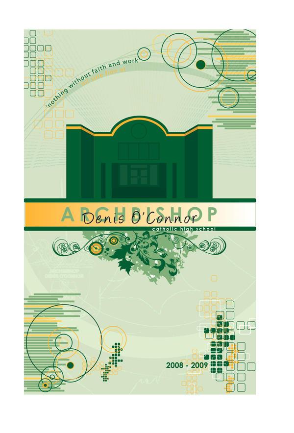 high school agenda cover by x0becca on DeviantArt – School Agenda