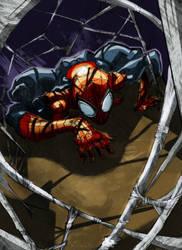 Superior Spider-man by areKu54