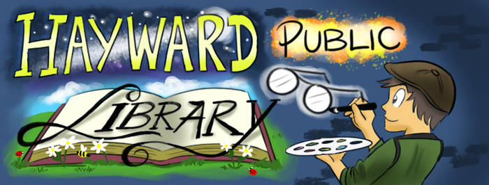 Hayward Public Library Card Design (2/2)
